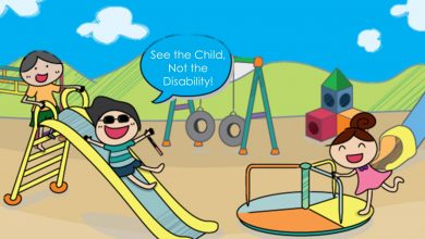 Photo of See the child, not the disability!