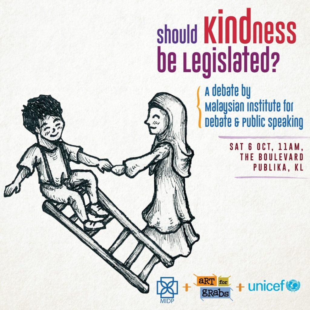 AFG - Kindness Debate 1