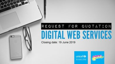 Photo of Request for Proposal: Digital Web Services