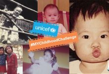 Photo of Walk down memory lane with UNICEF's #MYChildhoodChallenge