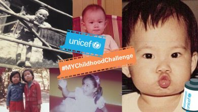 Photo of Walk down memory lane with UNICEF's #MYChildhoodChallenge