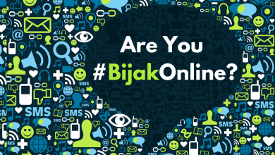 Photo of #BijakOnline Teen Video Contest