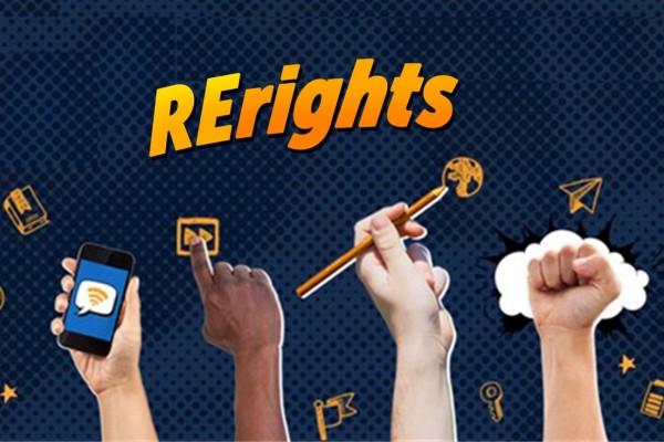 RErights! Panggilan untuk Agen Perubahan