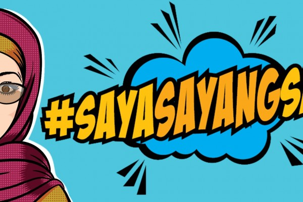 #SayaSayangSaya: Jom, berbual tentang LOVE!