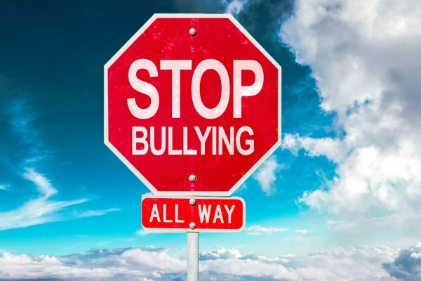 Ten tips to stop bullying