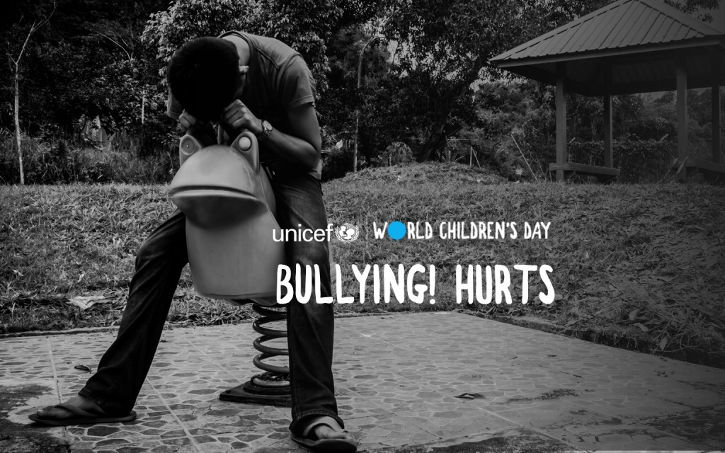 """Stop Bullying Because Words Hurt"" - Jonathon Marvyn Bin Abdon (19), Sabah"