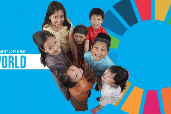Food, Education and Peace for every child if children ran the UN! – Children4Change Poll