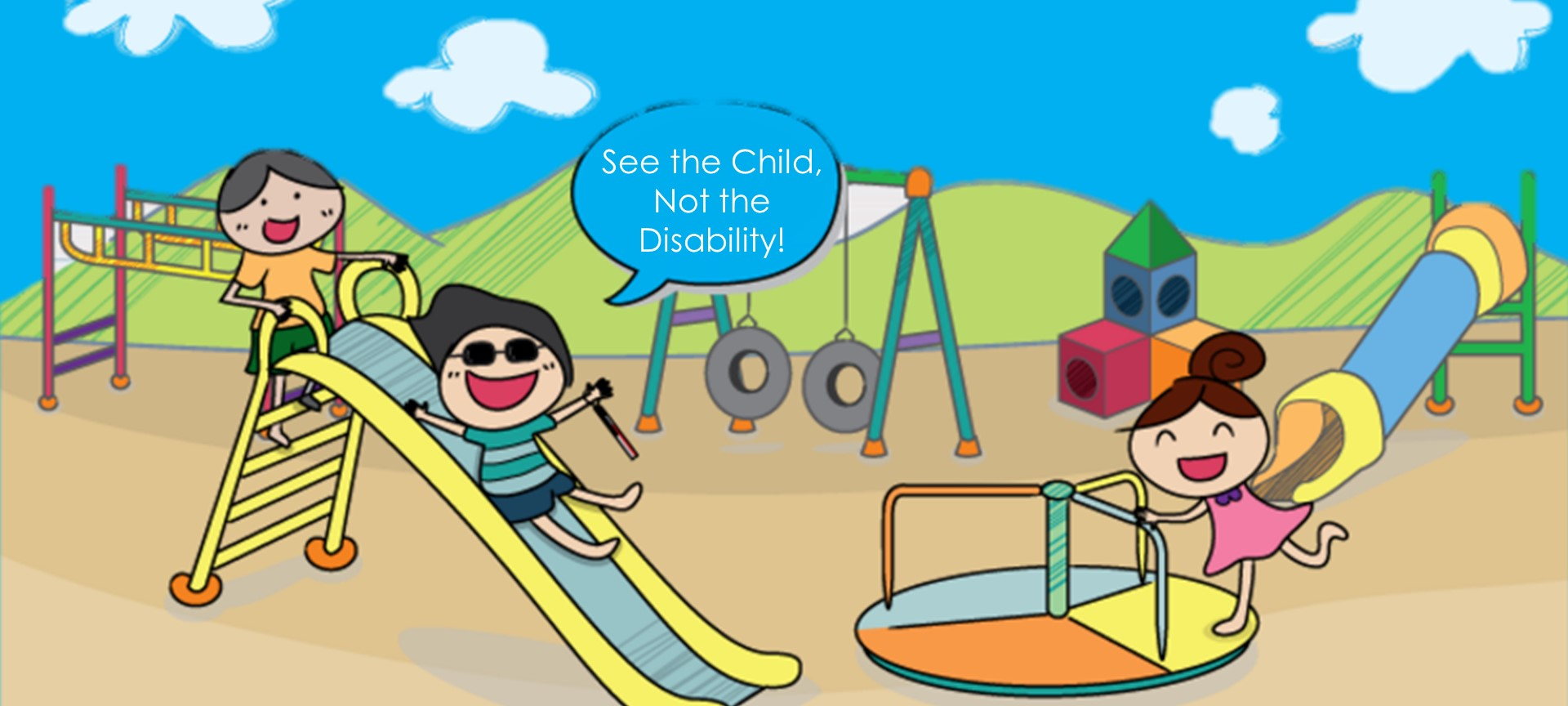 Seeing Child Not Disability >> See The Child Not The Disability Children4change